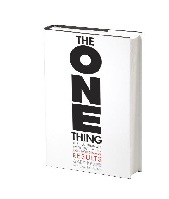 Libro The One Thing