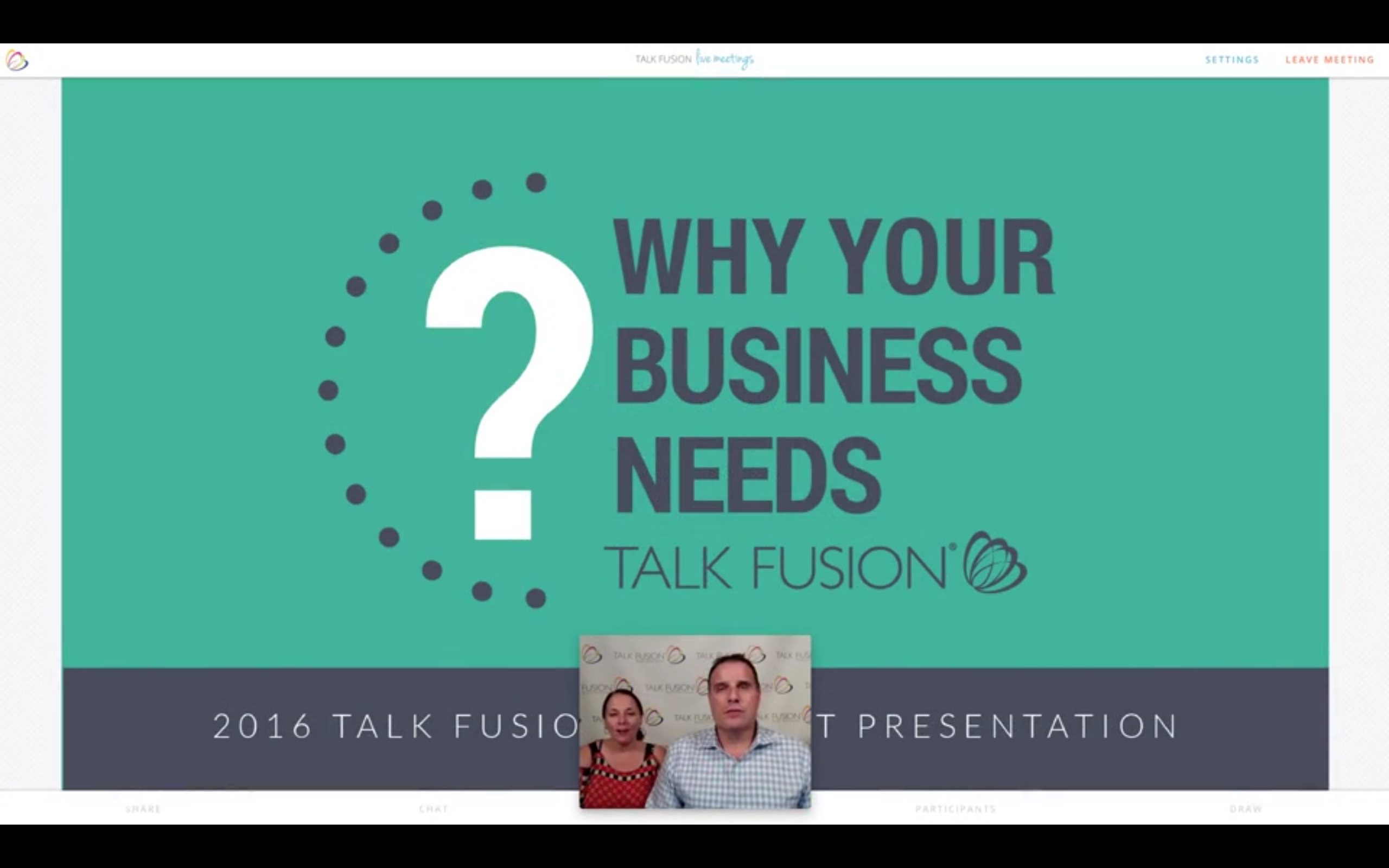 Why your business needs TalkFusion